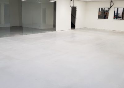 betonvloer voor polijsten XJ Flooring