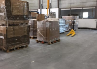 stofvrije betonvloer XJ Hiper Industrial